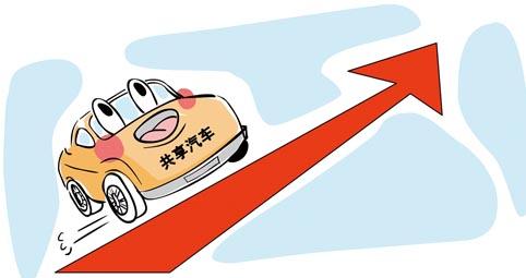 共享汽车全国发展加速 北京首个示范区启动